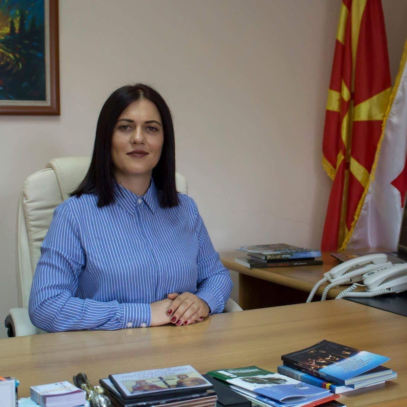 Јасмина Гулевска
